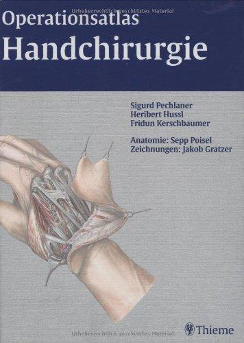 Operationsatlas Handchirurgie