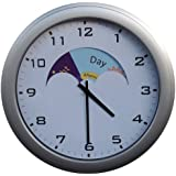 Ability Superstore Analogue Dementia Care Day/ Night Clock