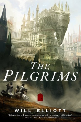 The Pilgrims: A Novel (The Pendulum Trilogy) strange pilgrims