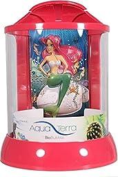 BioBubble AquaTerra 3D Mermaid Background, 2 gal, Pink