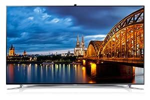 Samsung UE65F8000 65 -inch LCD 1080 pixels 1000 Hz 3D TV