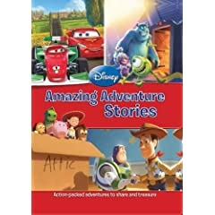Disney Mega Treasury - Amazing Adventure Stories