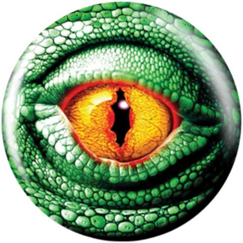 Brunswick Lizard Eye Glow Viz-a-Ball ( 06 lbs )