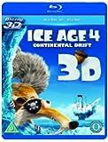 Ice Age 4: Continental Drift (Blu-ray 3D + Blu-ray)