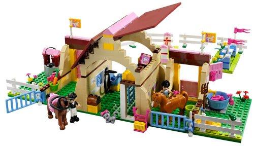 lego friends 3189 jeu de construction les curies de. Black Bedroom Furniture Sets. Home Design Ideas