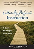 Culturally Proficient Instruction: A Guide for People Who Teach (1412988144) by Nuri Robins, Kikanza J.