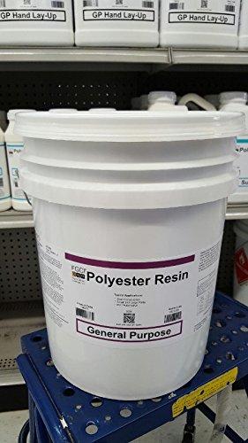 General Purpose Resin (Fiberglass Resin 5 Gallon compare prices)