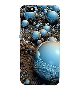 ColourCraft Printed Design Back Case Cover for HUAWEI HONOR 4X