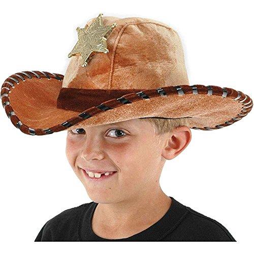 elope Kid's Sheriff Hat Cowboy Hat