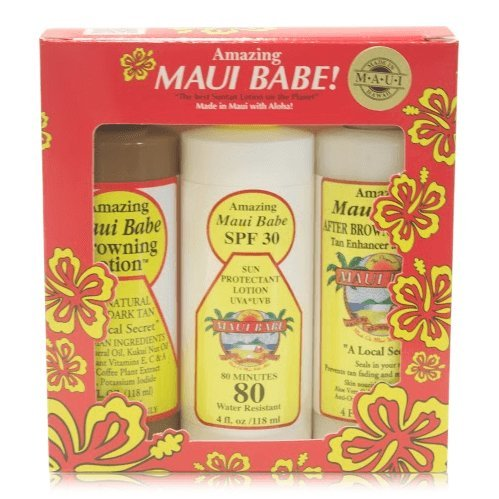 Maui Babe - 4oz Weekender Gift Pack