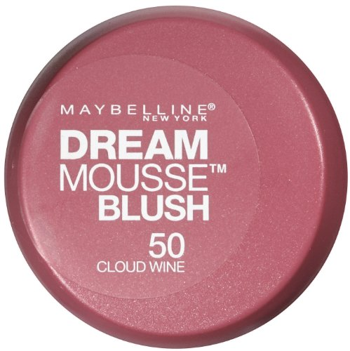 Maybelline New York rêve Blush Mousse , 50 Wine