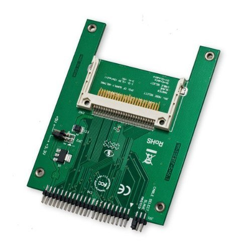 Syba SY-IDE2CF-NB25 Ultra IDE to Compact Flash Adapter for 44-pin 2.5-Inch HDD