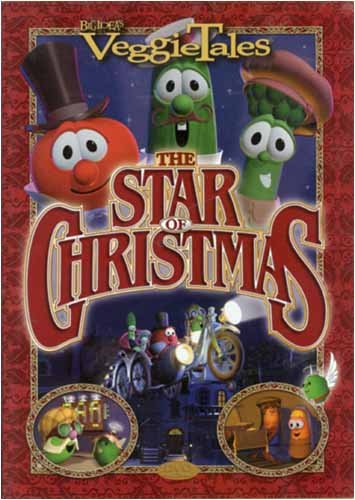 Veggietales The Star Of Christmas Vhs VeggieTales - The Star...