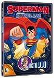 Superman: Supervillanos. Metallo [DVD] subtítulos en Español