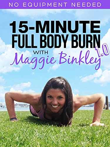 15-Minute Full Body Burn