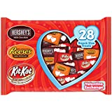 Hershey's Valentine's Snack Size Assortment, 14.46 Ounce Bag