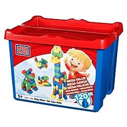 Product Image Mega Bloks 120-pc. Bucket