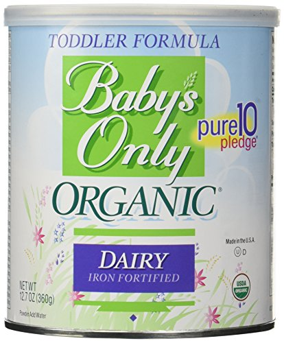 Baby's Only Organic Dairy Formula Toddler - 12.7 oz - Powder - 1