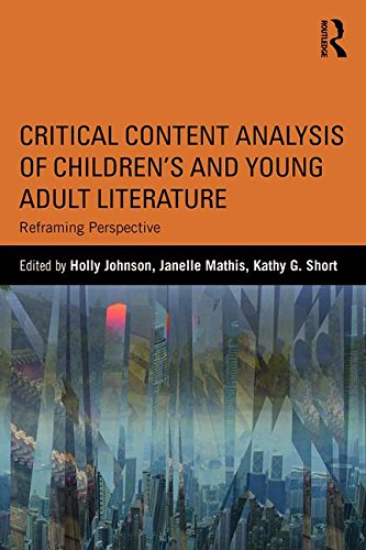 Critical Content Analysis of Children's and Young Adult Literature: Reframing Perspective