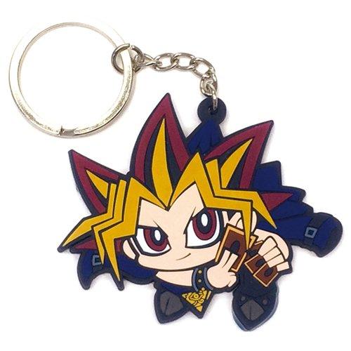 COSPA Yu-Gi-Oh! Yami Yugi Tsumamare Key Ring - 1