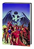 img - for Squadron Supreme by Mark Gruenwald (Marvel Omnibus) book / textbook / text book