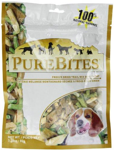 Purebites Trail Mix Dog Treats, 3.25 Oz
