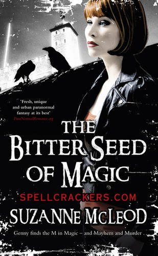 Post Thumbnail of Review: The Bitter Seed of Magic by Suzanne McLeod
