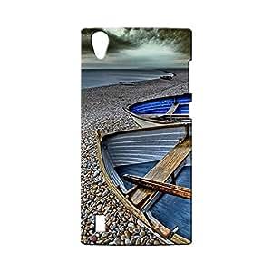 BLUEDIO Designer Printed Back case cover for VIVO Y15 / Y15S - G0774