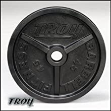 Premium Olympic Plate Weight 100 lbs