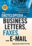 Encyclopedia Of Business Letters; Fax...