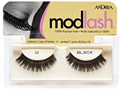 Andrea Mod Strip Lash Pair Style 26 (Pack of 4)