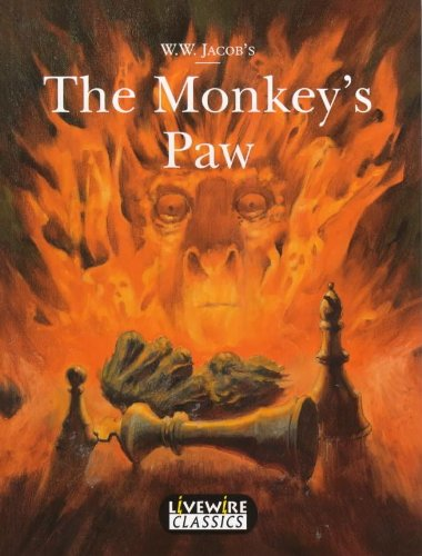monkeys paw coursework The monkey paw is an item on the odd old man's list during the rag and bone man quest it is dropped by monkeys the bone must be put into a pot of vinegar and boiled to create a polished monkey paw before giving it to the odd old man.