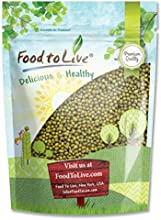 Mung Beans - 1 lb - Food-to-Live Brand
