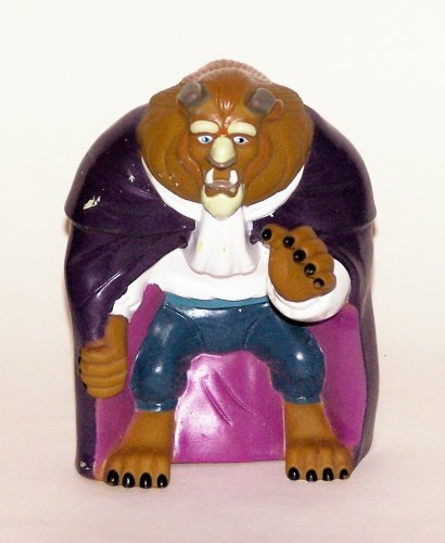 Beauty & the Beast Vinyl Hand Puppets: The Beast - 1
