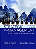 Strategic Management: A Competitive Advantage Approach, Concepts and Cases [RENTAL EDITION] (17th Edition)