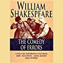 Comedy of Errors Performance by William Shakespeare Narrated by Alec McCowen, full cast