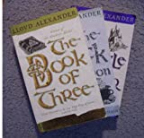 "First Chronicle of Prydain: ""Book of Three"", ""Black Cauldron"" and ""Castle of Llyr"" (0006173713) by Alexander, Lloyd"