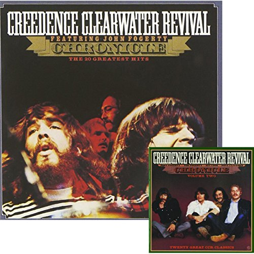 Creedence Clearwater Revival - Chronicle Vol. 1 And 2: 40 Greatest Hits - 2 Cd Bundling - Zortam Music