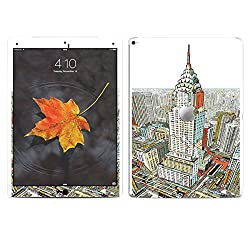 Theskinmantra Tower 101 SKIN/STICKER/VINYL for Apple Ipad Pro Tablet 9 inch
