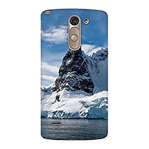 Special Beach Freez Hill Back Case Cover for LG G3 Stylus