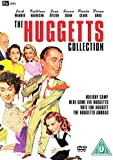 The Huggetts Collection - Holiday Camp/Here Come The Huggetts/Vote For Huggett/The Huggetts Abroad [DVD]