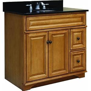 36 in briarwood vanity bathroom vanities. Black Bedroom Furniture Sets. Home Design Ideas