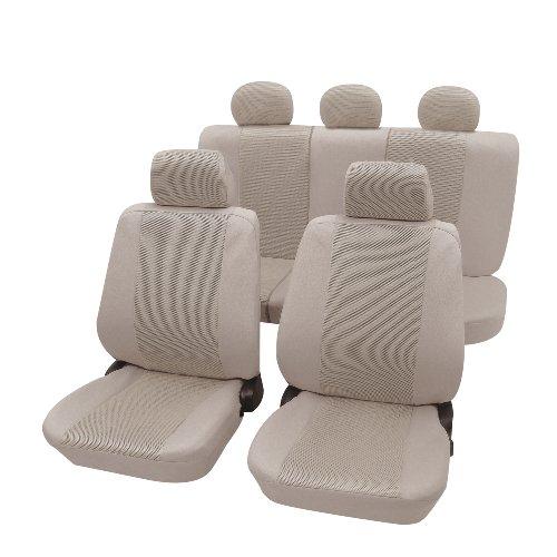 Cartrend Sitzbezug Komplett-Set