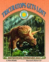 Triceratops Gets Lost - a Smithsonian Prehistoric Pals Book (with Audiobook CD and poster)