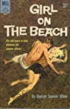 img - for GIRL ON THE BEACH book / textbook / text book