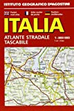 Product icon of Italia. Atlante stradale tascabile 1:800.000