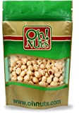 Roasted Unsalted Hazelnuts Filberts 1 Pound Bag - Oh! Nuts