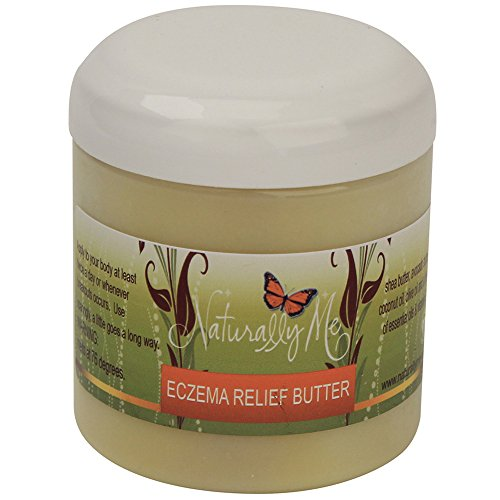 Natural Eczema Therapy Body Butter By Naturally Me