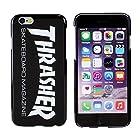 iPhone6s iPhone6 ケース カバー THRASHER スラッシャー ハードケース / ブラック