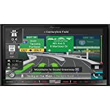 Pioneer AVIC-8200NEX Navigation Receiver with Carplay/Android Auto (Color: black, Tamaño: 7.0 inches)